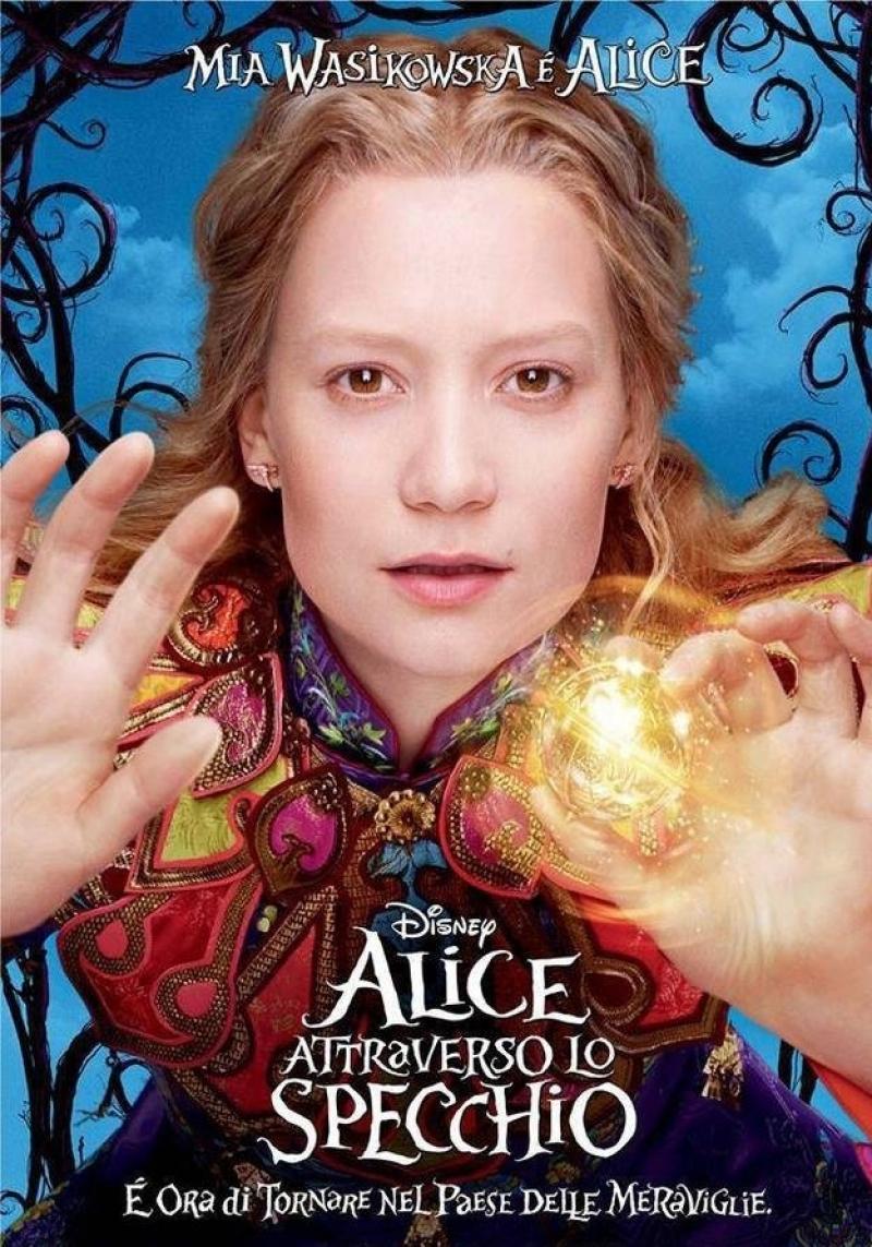 Alice attraverso lo specchio film - Lo specchio film ...