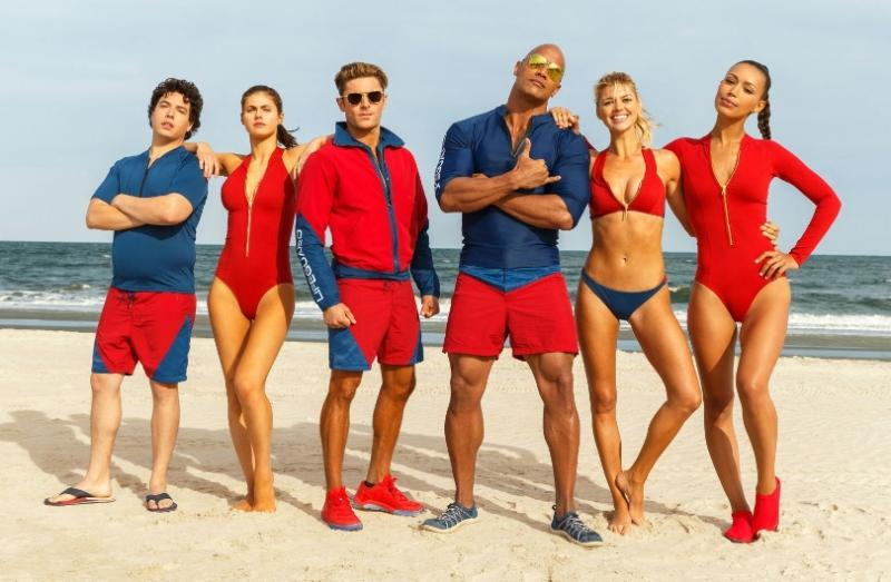 Baywatch 2017 film