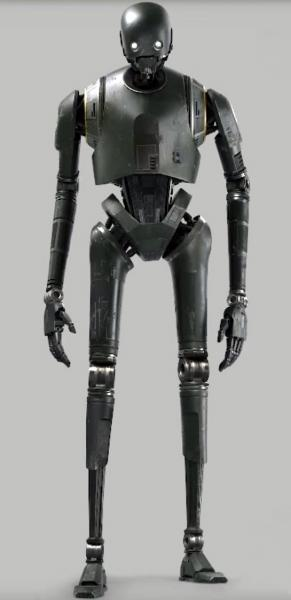 K-2SO, droide imperiale