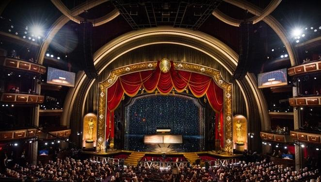 Dolby Theatre OSCAR Los Angeles