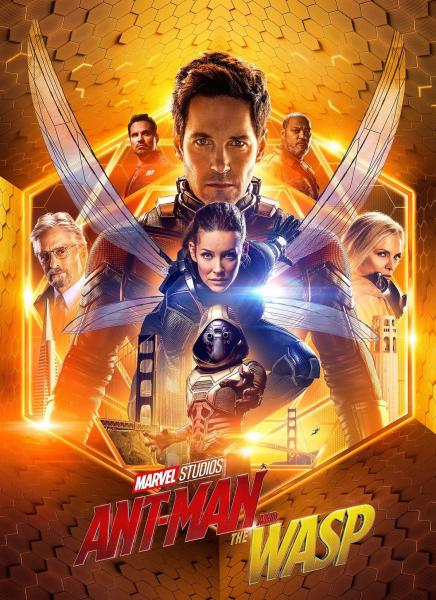 Ant-man and the Wasp incassi