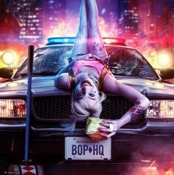 Birds of Prey, trailer italiano, spinoff Suicide squad