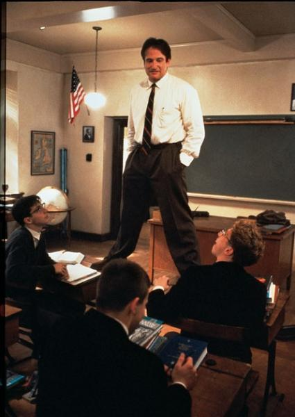 Robin Williams Attimo Fuggente