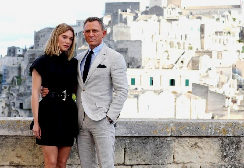Bond 25, film James Bond, riprese, uscita