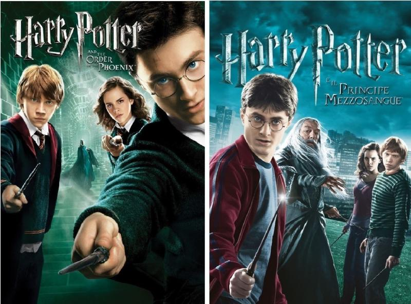Harry Potter, tutti film, serie saga, incassi