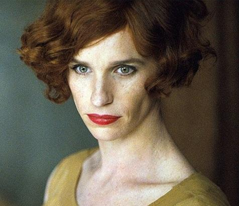 Eddie Redmayne -The Danish Girl