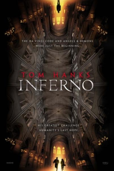 Inferno film hanks