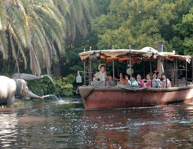Jungle Cruise film disney rock