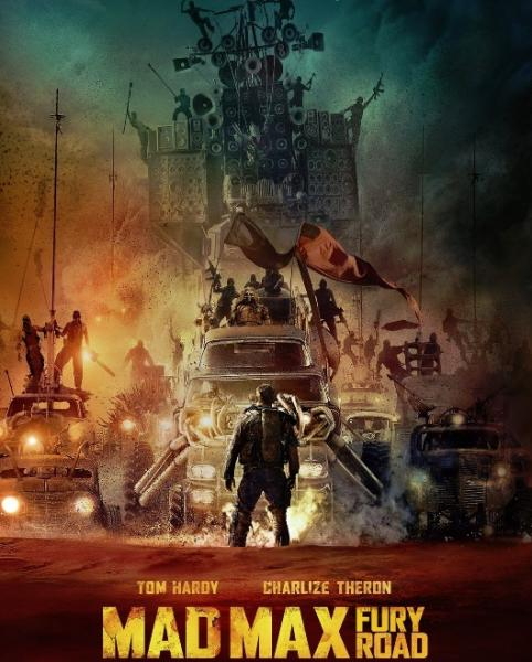 Mad Max: Fury Road OSCAR