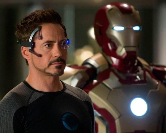 Robert Downey Jr.Tony Stark  Iron Man