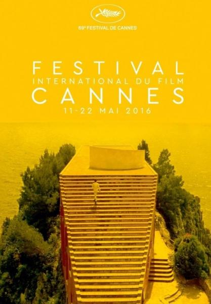 Cannes 2016 poster ufficiale