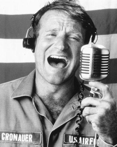 Robin Williams Good Morning,Vietnam