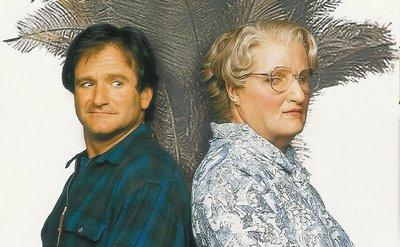 Robin Williams Mrs.Doubtfire