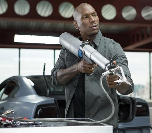 Tyrese Gibson fast furious