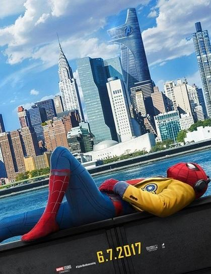 Spider-Man Homecoming locandina