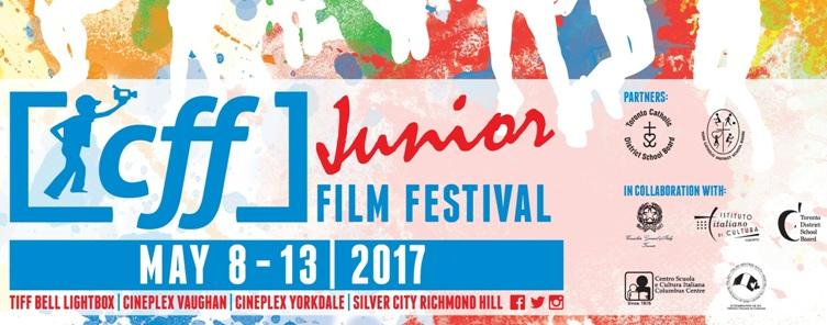 Italian Contemporary Film Festival Junior 2017