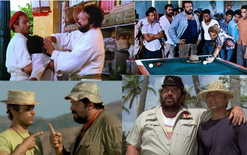 Bud Spencer Terence Hill, film, incassi, premi