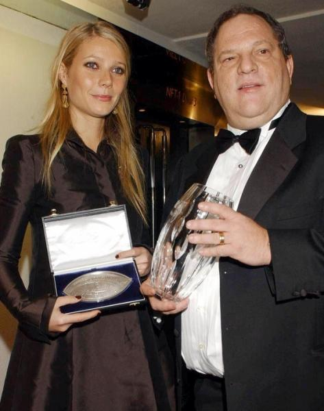 Weinstein Pitt Gwyneth Paltrow