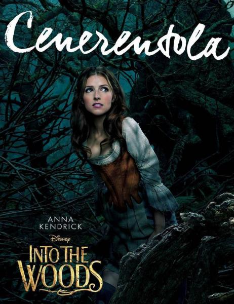 Into the Woods Cenerentola