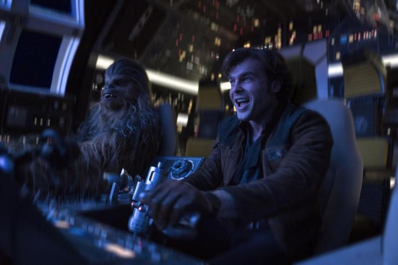 Solo: A Star Wars Story durata