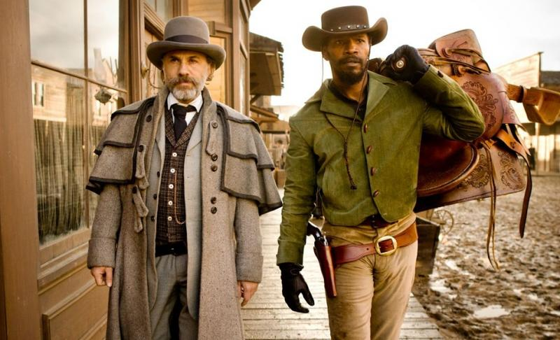 sequel, Django Unchained, fumetti cinema