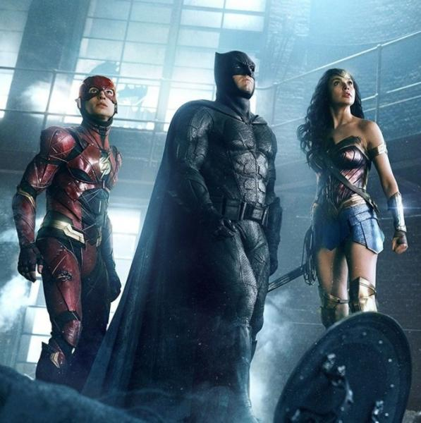 Justice league immagine