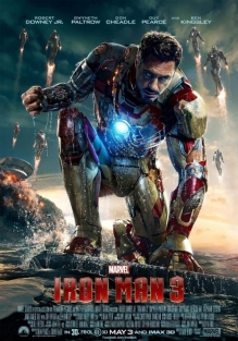 Iron Man 3 - Universo Cinematografico Marvel