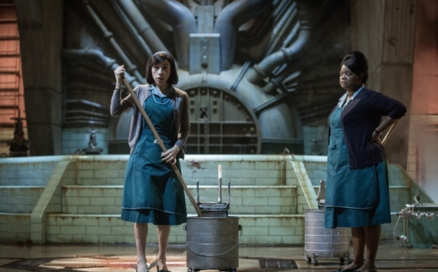 Immagine 1 - La Forma dell'Acqua - The Shape of Water, foto ed immagini del film di Guillermo del Toro