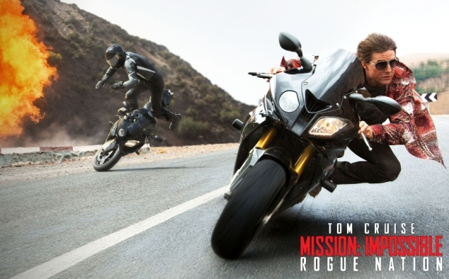 Immagine 1 - Mission impossible: Rogue Nation, foto