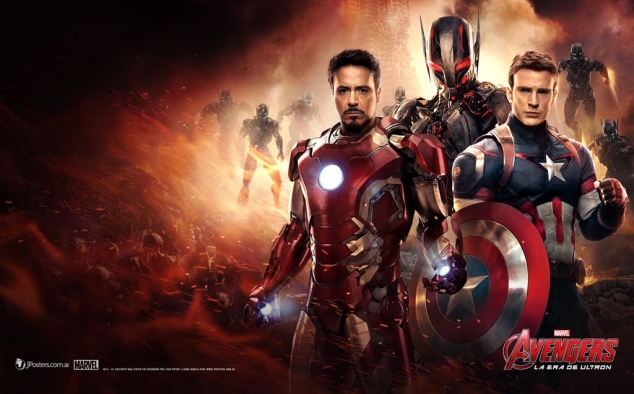 Immagine 1 - Avengers: Age Of Ultron, poster
