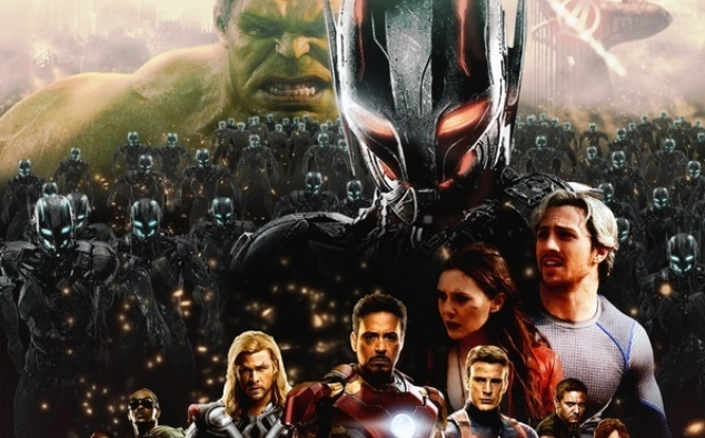 Immagine 7 - Avengers: Age Of Ultron, poster