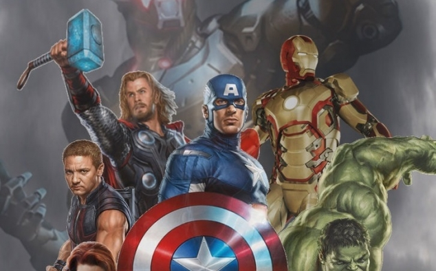 Immagine 8 - Avengers: Age Of Ultron, poster