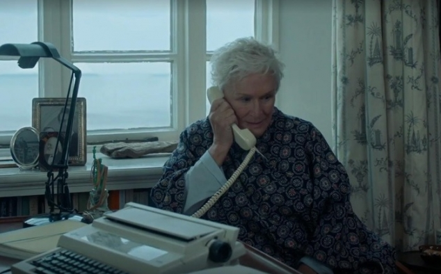 Immagine 11 - The Wife - Vivere nell'ombra, foto del film con Glenn Close e Jonathan Pryce
