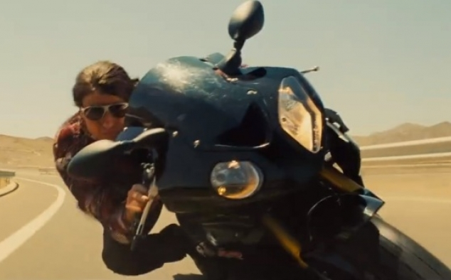 Immagine 2 - Mission impossible: Rogue Nation, foto