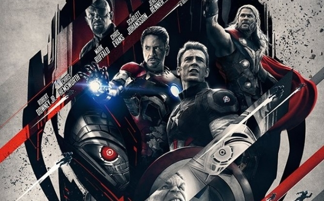 Immagine 4 - Avengers: Age Of Ultron, poster
