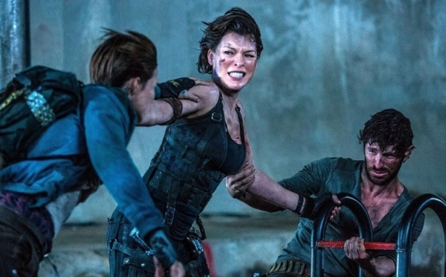 Immagine 10 - Resident Evil 6 - The Final Chapter, immagini e foto del film