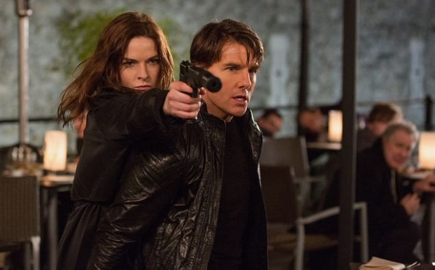 Immagine 6 - Mission impossible: Rogue Nation, foto