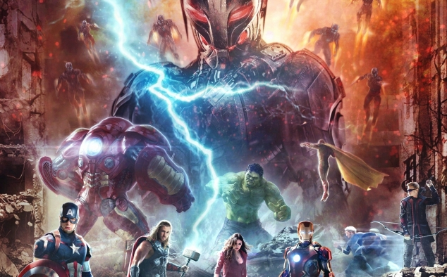 Immagine 6 - Avengers: Age Of Ultron, poster