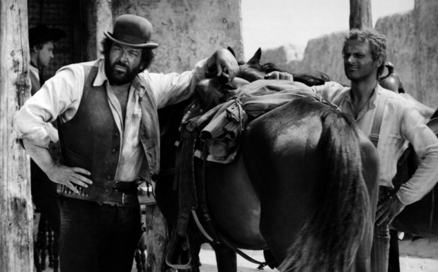 Immagine 27 - Bud Spencer, foto dal ... west