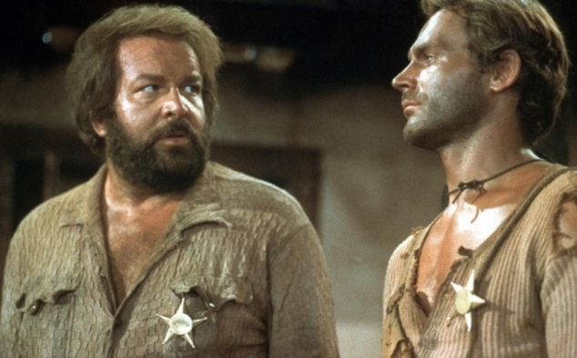 Immagine 9 - Bud Spencer, foto dal ... west