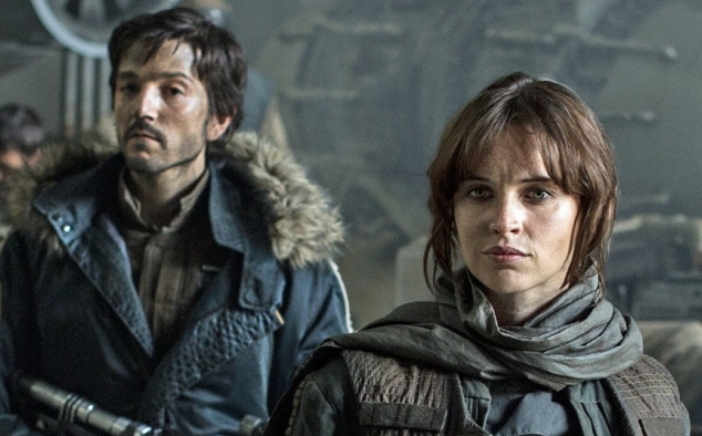 Immagine 42 - Star Wars Anthology: Rogue One, prime foto sul set