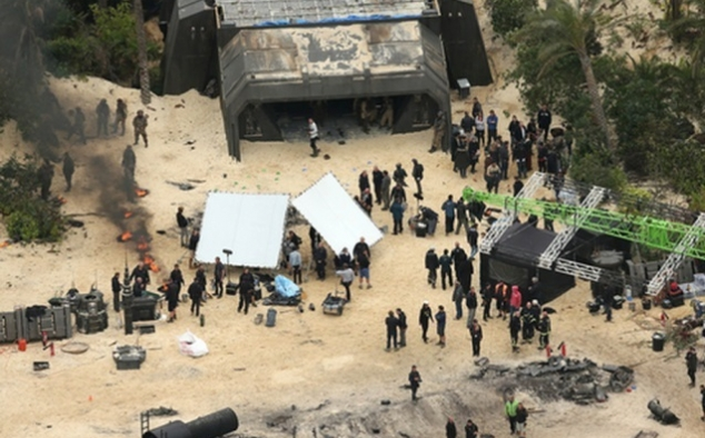 Immagine 37 - Star Wars Anthology: Rogue One, prime foto sul set