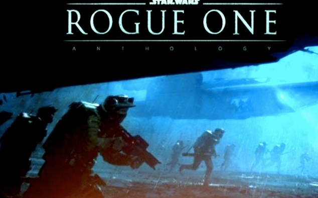 Immagine 45 - Star Wars Anthology: Rogue One, prime foto sul set