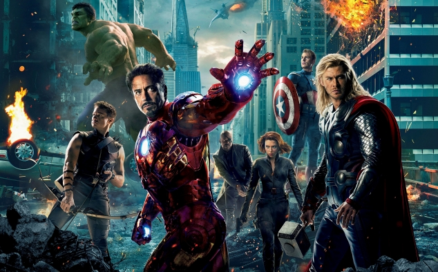 Immagine 15 - Avengers: Age Of Ultron, poster