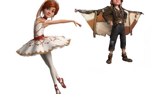 Disegni Di Ballerine Da Disegnare : Galleria immagini ballerina immagini e disegni del film