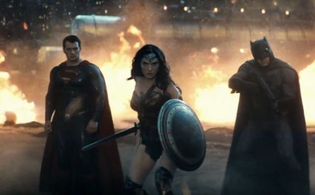 Immagine 57 - Batman VS Superman-Dawn of Justice, foto film 1