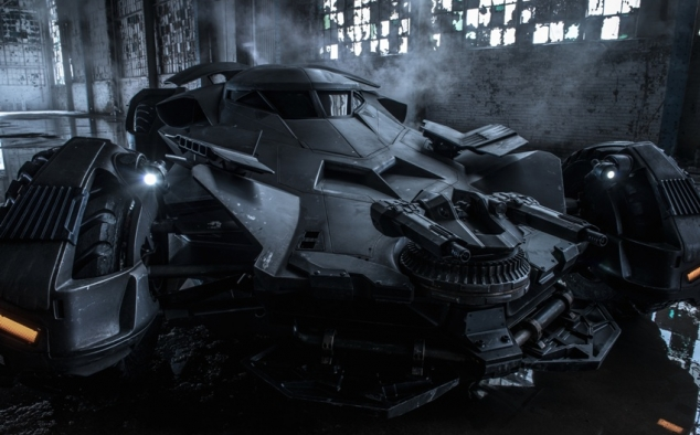 Immagine 51 - Batman VS Superman-Dawn of Justice, foto film 1