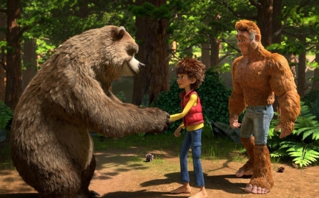 Immagine 30 - Bigfoot junior (The Son of Bigfoot), immagini e disegni tratti dal film
