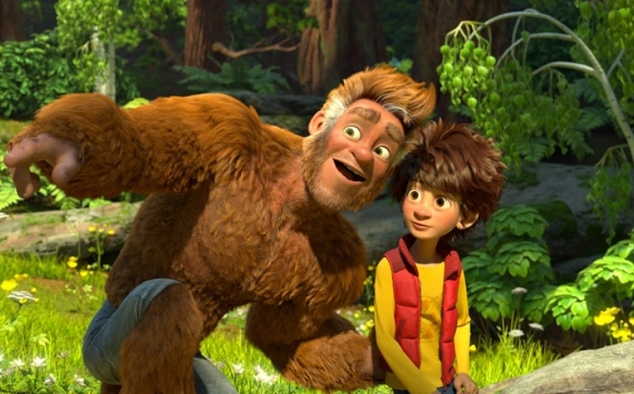 Immagine 29 - Bigfoot junior (The Son of Bigfoot), immagini e disegni tratti dal film