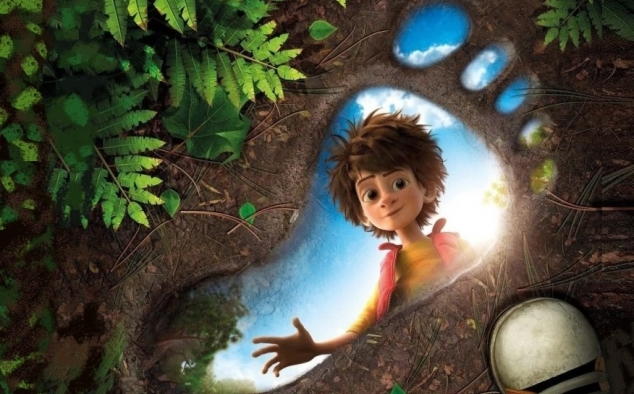 Immagine 5 - Bigfoot junior (The Son of Bigfoot), immagini e disegni tratti dal film
